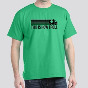 This Is How I Roll Dark T-Shirt