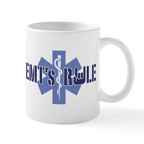 EMT's Rule Mug