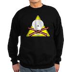 skull & baconbones sweatshirt (dark)