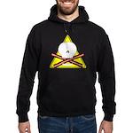skull & baconbones hoodie (dark)