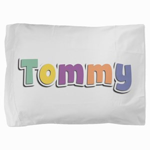 Tommy Spring14 Pillow Sham