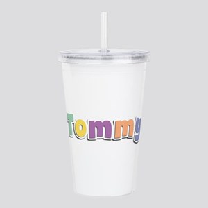 Tommy Spring14 Acrylic Double-wall Tumbler