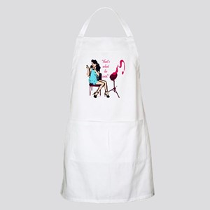 THAT'S WHAT HE SAID Apron
