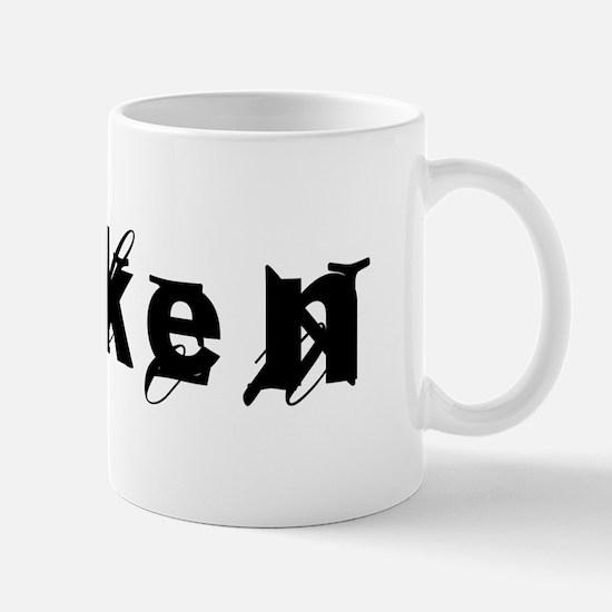 Taken Fancy Mug