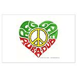 Reggae Rub A Dub Large Poster