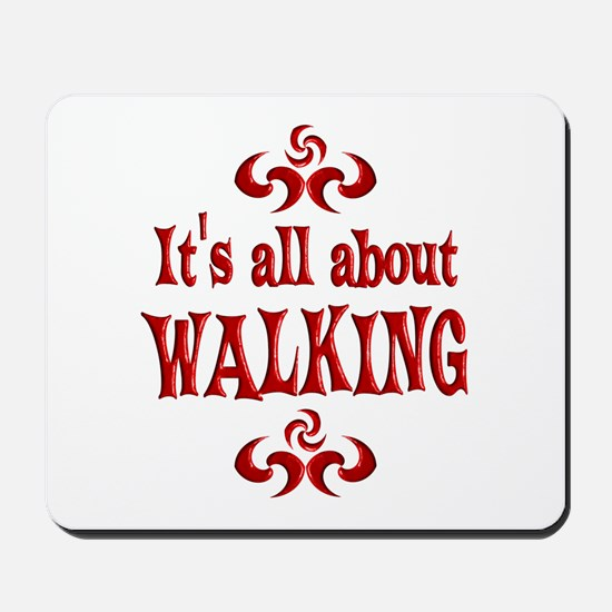 Walking Mousepad