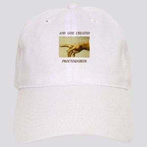 And God Created Proctologists Cap