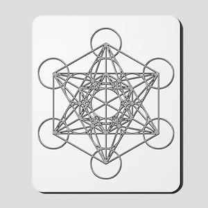 Metatrons Cube Mousepad