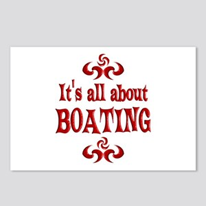 Boating Postcards (Package of 8)