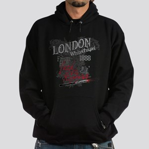 Jack the Ripper London 1888 b Hoodie (dark)