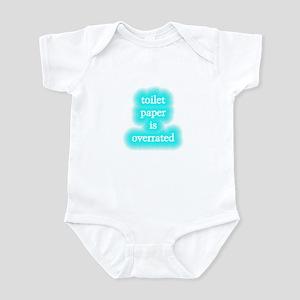 Toilet Paper Infant Bodysuit