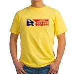Legal Citizen Yellow T-Shirt