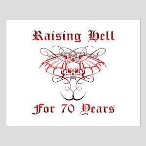 Raising Hell 70 Small Poster