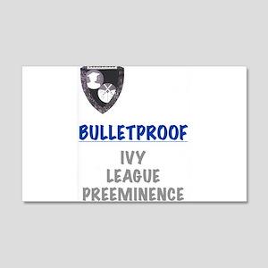 BulletProof Wall Decal