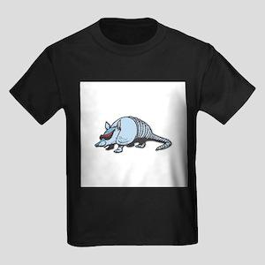 Cool Armadillo Kids Dark T-Shirt