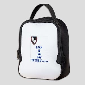 Besties Neoprene Lunch Bag