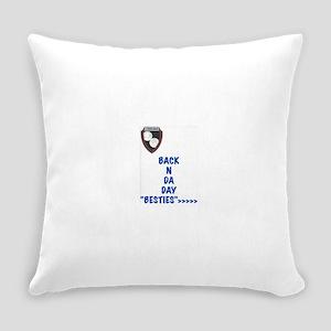 Besties Everyday Pillow