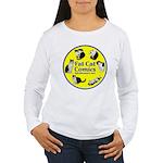 Circle o' Cats Women's Long Sleeve T-Shirt