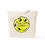 Circle o' Cats Tote Bag