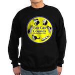 Circle o' Cats Sweatshirt (dark)