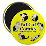Circle o' Cats Magnet