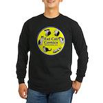 Circle o' Cats Long Sleeve Dark T-Shirt