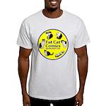 Circle o' Cats Light T-Shirt