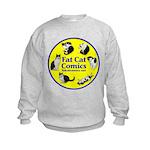 Circle o' Cats Kids Sweatshirt