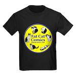 Circle o' Cats Kids Dark T-Shirt