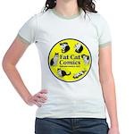 Circle o' Cats Jr. Ringer T-Shirt
