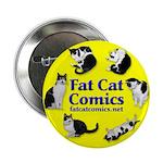 """Circle o' Cats 2.25"""" Button"""