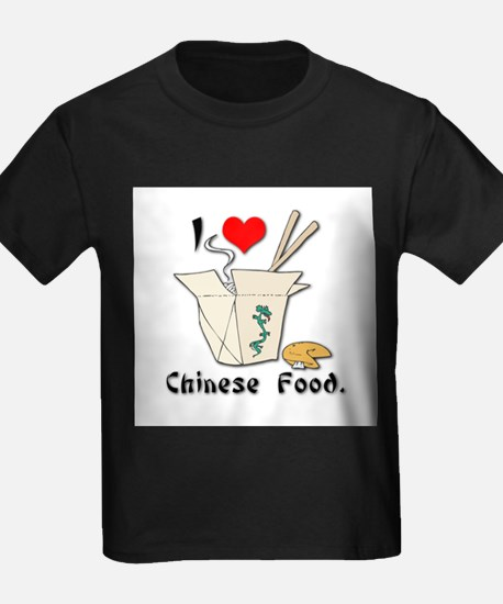 I Heart (Love) Chinese Food T