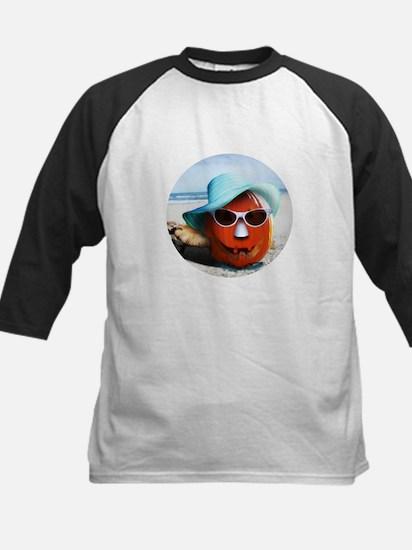 beached pumpkin Baseball Jersey