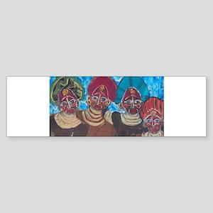 Nubian Sisters Sticker (Bumper)