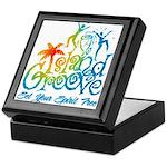 Island Groove Keepsake Box