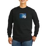 created by God - Long Sleeve Dark T-Shirt