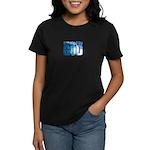 created by God - Women's Dark T-Shirt