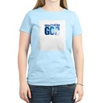 created by God - Women's Light T-Shirt