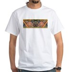 African Culture White T-Shirt