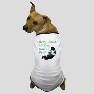 Rally Reading Dog T-Shirt