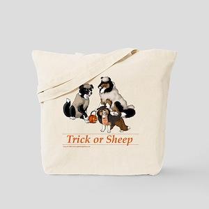 Trick or Sheep Tote Bag