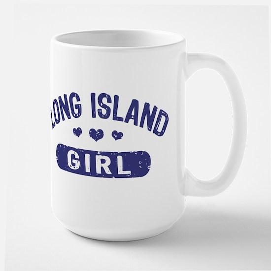 Long Island Girl Large Mug