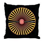 Of Course it Hurts! Throw Pillow