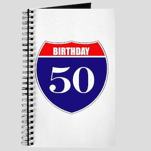 50th Birthday! Journal