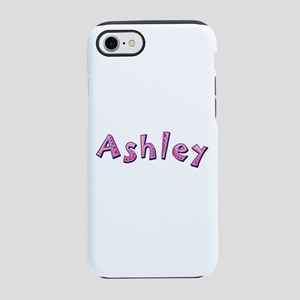 Ashley Pink Giraffe iPhone 7 Tough Case