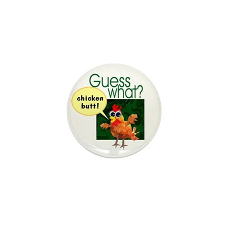 Guess What? Mini Button (100 pack)