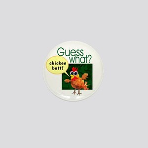Guess What? Mini Button