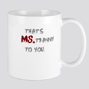 Transgirls!!! Mug