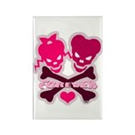 funny valentine Rectangle Magnet (10 pack)