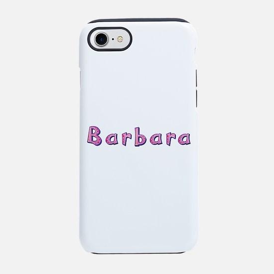 Barbara Pink Giraffe iPhone 7 Tough Case